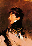 George IV by Sir Thomas Lawrence. George IV 1762 –1830, King of the United Kingdom of Great Britain and Ireland and also of Hanover from the death of his father, George III, on 29 January 1820 until his own death ten years later. From 1811 until his accession, he served as Prince Regent during his father's relapse into mental illness.