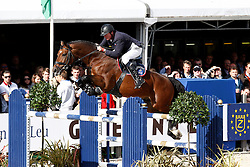 Voss Thomas (GER) - Carinjo 9<br /> FEI World Breeding Jumping Championships for Young Horses 2010<br /> Photo © Hippo Foto - Leanjo de Koster
