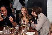 DASHA ZHUKOVA; DEREK BLASBERG; ,  Dom PŽrignon with Alex Dellal, Stavros Niarchos, and Vito Schnabel celebrate Dom PŽrignon Luminous. W Hotel Miami Beach. Opening of Miami Art Basel 2011, Miami Beach. 1 December 2011. .<br /> DASHA ZHUKOVA; DEREK BLASBERG; ,  Dom Pérignon with Alex Dellal, Stavros Niarchos, and Vito Schnabel celebrate Dom Pérignon Luminous. W Hotel Miami Beach. Opening of Miami Art Basel 2011, Miami Beach. 1 December 2011. .