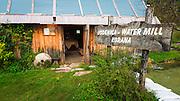 Vodenica water mill, Korana Village, Plitvice Lakes National Park, Croatia