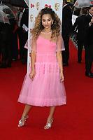 Ella Eyre, British Academy Television Awards, Royal Festival Hall, London UK, 14 May 2017, Photo by Richard Goldschmidt