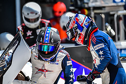 May 13, 2018 - Monza, Italie - 21 DRAGONSPEED (USA) ORECA 07 GIBSON LMP2 HENRIK HEDMAN (SWE) NICOLAS LAPIERRE  (Credit Image: © Panoramic via ZUMA Press)