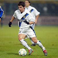 Parma 10/1/2004<br />Parma Inter 1-0<br />Belozoglu Emre  (Inter)<br />Photo Andrea Staccioli Graffiti