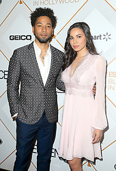 01 March 2018 - Beverly Hills, California - Jussie Smollett and Jurnee Smollett-Bell<br />. 2018 Essence Black Women In Hollywood Oscars Luncheon held at the Regent Beverly Wilshire Hotel. Photo Credit: F. Sadou/AdMedia