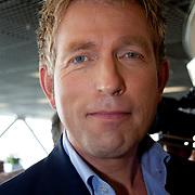 NLD/Amsterdam/20100825 - Opening Airport Library Schiphol door Prinses Laurentien, Harm Edens