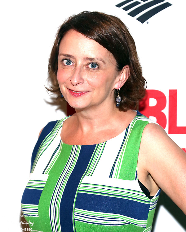 """NEW YORK, NY - AUGUST 12:  Rachel Dratch attends the opening night of """"Love's Labour's Lost"""" at the Delacorte Theater on August 12, 2013 in New York City.  (Photo by Paul Zimmerman/WireImage)"""