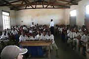 Africa, tanzania, The school in Karatu April 2007