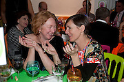 MARGOT HENDERSON; SADIE COLES, The ICA's Psychedelica Gala Fundraising party. Institute of Contemporary Arts. The Mall. London. 29 March 2011. -DO NOT ARCHIVE-© Copyright Photograph by Dafydd Jones. 248 Clapham Rd. London SW9 0PZ. Tel 0207 820 0771. www.dafjones.com.