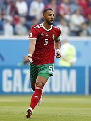 Mehdi Benatia of Morocco