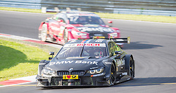 21.05.2016, Red Bull Ring, Spielberg, AUT, DTM Red Bull Ring, Rennen, im Bild Bruno Spengler (CAN, BMW M4 DTM), Miguel Molina (ESP, Audi RS 5 DTM) // during the DTM Championships 2016 at the Red Bull Ring in Spielberg, Austria, 2016/05/21, EXPA Pictures © 2016, PhotoCredit: EXPA/ Dominik Angerer
