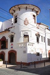 Beautiful Building In Santo Domingo