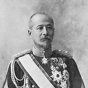 Kodama Gentaro (1852-1905) Japanese soldier and statesman, responsible for Japanese victory in Manchuria during Russo-Japanese War 1904-1905