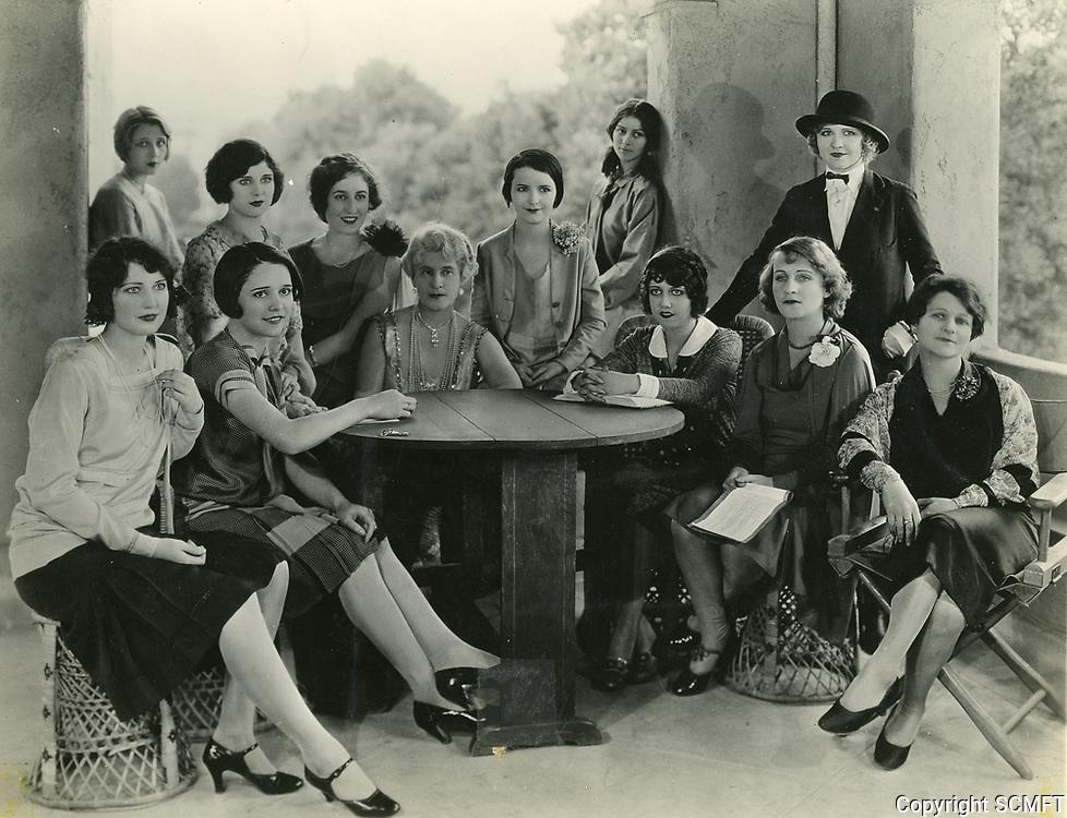 1927 Ladies at the Hollywood Studio Club