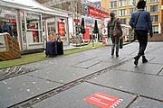 Nederland, Nijmegen, 5-4-2014 Go Short filmfestival bij filmhuis Lux op het Marienburg. het is een internationaal filmfestival voor korte films, minder als 10 minuten. Foto: Flip Franssen