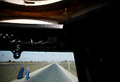 Afghanistan - A Mission behind bullet-proof glass