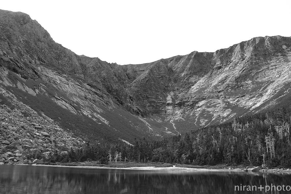 Chimney Pond, Rawah Wilderness