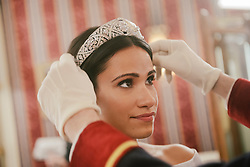 """'Harry & Meghan: Becoming Royal', the sequel to the 2018 TV movie 'Harry & Meghan: A Royal Romance', continues the love story of newlyweds Prince Harry and American actress Meghan Markle – now played by Charlie Field and Tiffany Smith.<br /> <br /> The new movie drama will """"pull back the curtain to reveal the untold joys and challenges of life inside the Royal Family during their pivotal first year of marriage.""""<br /> And it'll show how Harry and Meghan's core values are put to the test as they try to find the balance between honouring Royal tradition and staying true to their beliefs."""