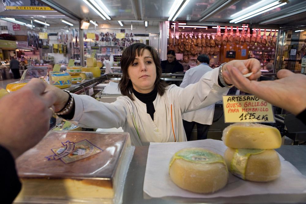 Valencia : Mercado Centra