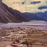 Tukche Nepal, Kali Gandaki Valley