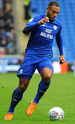 Kenneth Zohore of Cardiff City in action - Mandatory by-line: Nizaam Jones/JMP - 10/03/2018 -  FOOTBALL -  Cardiff City Stadium- Cardiff, Wales -  Cardiff City v Birmingham City - Sky Bet Championship