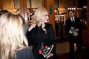 KATHERINE JENKINS, CIRQUE DU SOLEIL LONDON PREMIERE OF VAREKAI. Royal albert Hall. 5 January 2009