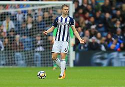 Jonny Evans of West Bromwich Albion - Mandatory by-line: Paul Roberts/JMP - 16/09/2017 - FOOTBALL - The Hawthorns - West Bromwich, England - West Bromwich Albion v West Ham United - Premier League