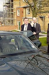 "Deputy Prime Minister John Prescott - March 26 2004<br /> <br /> Deputy Prime Minister John Prescott visits Park Grange Mount, Norflok Park in Sheffield, part of the ""Transform South Yorkshire"" housing pathfinder where he met local residents, councilors, officials and anounced Multi-Million pound grants to reverse housing blight and revitalise former coalfield areas.<br /> <br /> image copyright Paul David Drabble<br /> <br /> [#Beginning of Shooting Data Section]<br /> Nikon D1 <br /> <br /> 2004/03/26 08:53:27.2<br /> <br /> JPEG (8-bit) Fine<br /> <br /> Image Size:  2000 x 1312<br /> <br /> Color<br /> <br /> Lens: 17-35mm f/2.8-4<br /> <br /> Focal Length: 35mm<br /> <br /> Exposure Mode: Programmed Auto<br /> <br /> Metering Mode: Multi-Pattern<br /> <br /> 1/200 sec - f/7.1<br /> <br /> Exposure Comp.: 0 EV<br /> <br /> Sensitivity: ISO 200<br /> <br /> White Balance: Auto<br /> <br /> AF Mode: AF-S<br /> <br /> Tone Comp: Less Contrast<br /> <br /> Flash Sync Mode: Front Curtain<br /> <br /> Auto Flash Mode: External<br /> <br /> Color Mode: <br /> <br /> Hue Adjustment: <br /> <br /> Sharpening: Normal<br /> <br /> Noise Reduction: <br /> <br /> Image Comment: <br /> <br /> [#End of Shooting Data Section]"