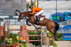 Houtzager Marc, NED, Sterrehofs Calimero<br /> World Equestrian Games - Tryon 2018<br /> © Hippo Foto - Stefan Lafrentz<br /> 23/09/2018