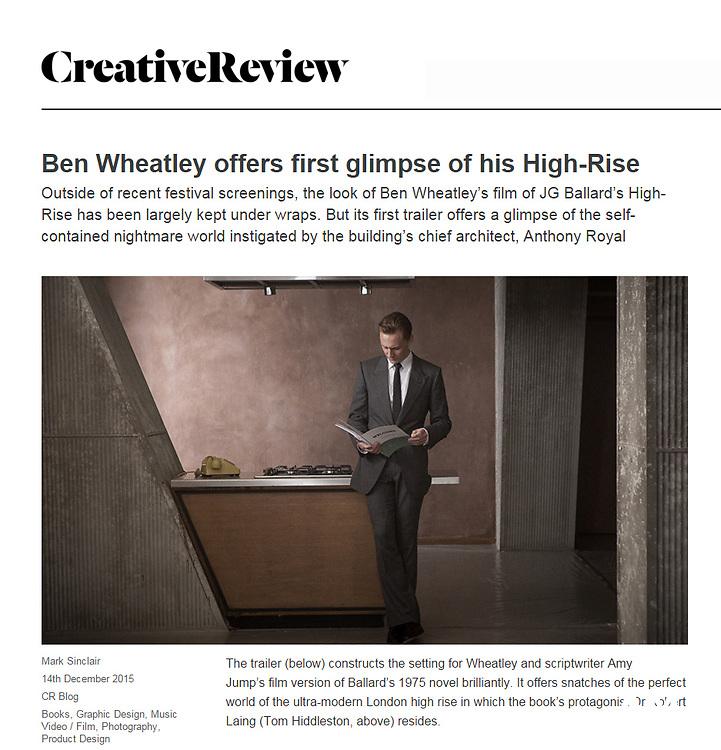 High Rise Creative Review