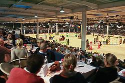 Overview arena<br /> Grand Prix de la Province de Liege<br /> CSI Liege 2011<br /> © Hippo Foto - Counet Julien