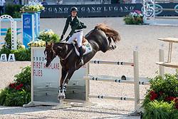 Veniss Pedro, BRA, Quabri de L Isle<br /> World Equestrian Games - Tryon 2018<br /> © Dirk Caremans<br /> 20/09/2018