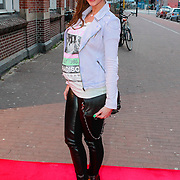 NLD/Amsterdam/20130408 - Uitreiking Mama of the Year award 2013, Renee Vervoorn