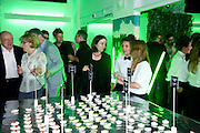 The Surreal House Barbican art gallery afterwards SURREAL DINNER at Hoxton hall. London. 9 June 2010. -DO NOT ARCHIVE-© Copyright Photograph by Dafydd Jones. 248 Clapham Rd. London SW9 0PZ. Tel 0207 820 0771. www.dafjones.com.