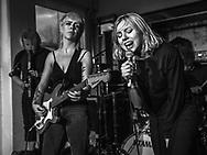 Icelandic punk-rock band Hórmónar at Iceland Airwaves