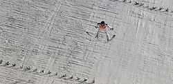 06.01.2016, Paul Ausserleitner Schanze, Bischofshofen, AUT, FIS Weltcup Ski Sprung, Vierschanzentournee, Bischofshofen, Finale, im Bild Peter Prevc (SLO) // Peter Prevc of Slovenia during his 1st round jump of the Four Hills Tournament of FIS Ski Jumping World Cup at the Paul Ausserleitner Schanze in Bischofshofen, Austria on 2016/01/06. EXPA Pictures © 2016, PhotoCredit: EXPA/ JFK