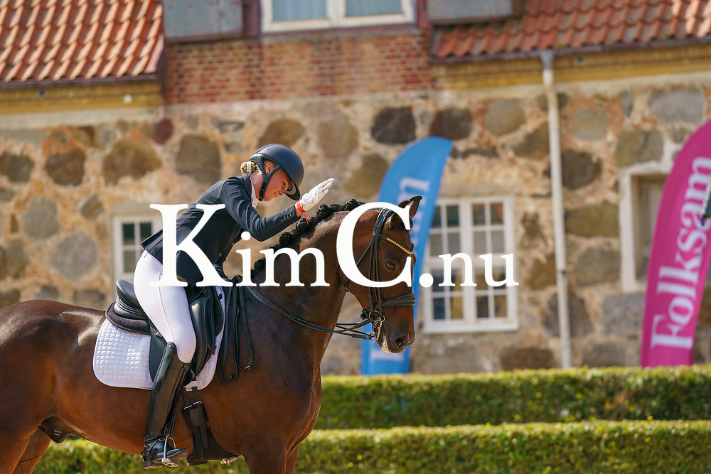 Clara Tholén<br /> Särö Ryttarförening<br /> 89<br /> Milito<br /> Gelding / SWB / mbr / 2010 / Bocelli x Master / Kerstin Svenstrup / Camilla Tholén Photo: KimC.nu by Ateni AB
