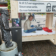 NLD/Blaricum/20150602 - Start Lock me Up - Free a Girl 2015 actie, Thomas Berge