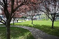 Silverdale Waterfront Park, Dyes Inlet Silverdale,WA, USA