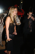 SARA PARKER BOWLES. Party to celebrate the First issue of British Harper's Bazaar. Cirque, Leicester Sq. London. 16 February 2006. ONE TIME USE ONLY - DO NOT ARCHIVE  © Copyright Photograph by Dafydd Jones 66 Stockwell Park Rd. London SW9 0DA Tel 020 7733 0108 www.dafjones.com