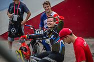 #194 (VILLEGAS Federico) ARG at the 2016 UCI BMX Supercross World Cup in Santiago del Estero, Argentina