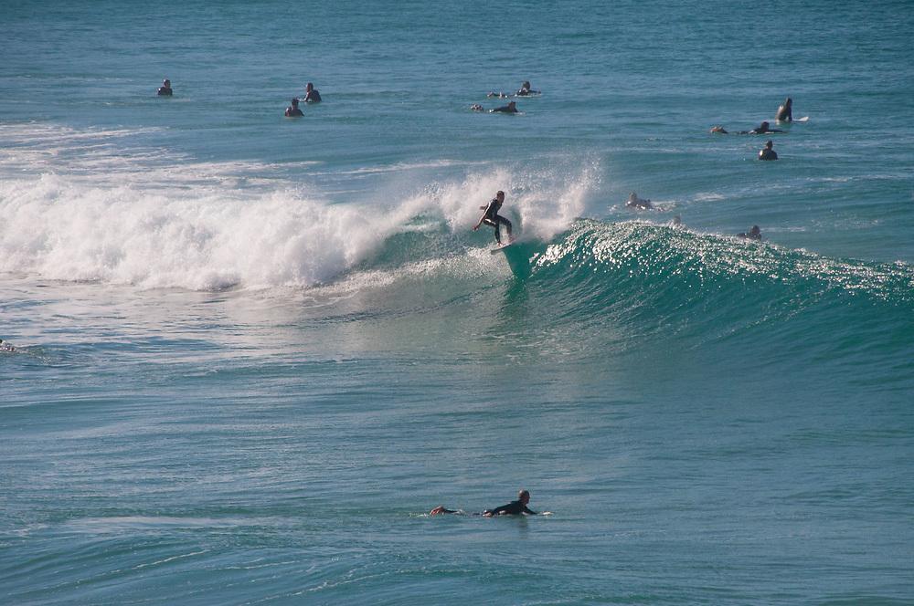 Surfers, Bondi Beach, Sydney, New South Wales, Australia