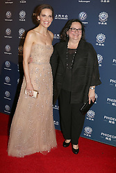 21st Annual Huading Global Film Awards - Arrivals at The Theatre at The ACE Hotel on December 15, 2016 in Los Angeles, CA. 15 Dec 2016 Pictured: Hiliary Swank, mom. Photo credit: Hutch / MEGA TheMegaAgency.com +1 888 505 6342