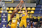 DESCRIZIONE : Torino Lega A 2015-2016 Manital Torino Umana Venezia<br /> GIOCATORE : Tomas Ress Guido Rosselli<br /> CATEGORIA : controcampo rimbalzo<br /> SQUADRA : Umana Venezia Manital Torino<br /> EVENTO : Campionato Lega A 2015-2016<br /> GARA : Manital Torino Umana Venezia<br /> DATA : 18/10/2015<br /> SPORT : Pallacanestro<br /> AUTORE : Agenzia Ciamillo-Castoria/Max.Ceretti<br /> GALLERIA : Lega Basket A 2014-2015<br /> FOTONOTIZIA : Torino Lega A 2015-2016 Manital Torino Umana Venezia<br /> PREDEFINITA :