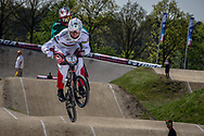#1 (KIMMANN Niek) NED at the 2016 UCI BMX Supercross World Cup in Papendal, The Netherlands.