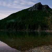 Rattlesnake Lake, Washington, USA. Photo by William Drumm.