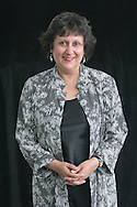 YASMIN ALIBHAI-BROWN, journalist and writer. Edinburgh International Book Festival 2005, Edinburgh, Scotland.