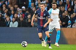 October 28, 2018 - Marseille, france - Julian Draxler - Marseille vs Paris SG - Ligue 1 Conforama (Credit Image: © Panoramic via ZUMA Press)