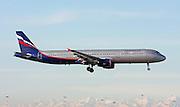 Aeroflot, Airbus A321