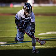 Bates Mens lacrosse Team hosts Keene St. on March 20, 2018.
