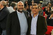 DESCRIZIONE : Roma Lega A1 2006-07 Lottomatica Virtus Roma Whirlpool Varese <br /> GIOCATORE : Papalia Toti <br /> SQUADRA : Lottomatica Virtus Roma <br /> EVENTO : Campionato Lega A1 2006-2007 <br /> GARA : Lottomatica Virtus Roma Whirlpool Varese <br /> DATA : 25/04/2007 <br /> CATEGORIA : Ritratto <br /> SPORT : Pallacanestro <br /> AUTORE : Agenzia Ciamillo-Castoria/G.Ciamillo <br /> Galleria : Lega Basket A1 2006-2007 <br />Fotonotizia : Roma Campionato Italiano Lega A1 2006-2007 Lottomatica Virtus Roma Whirlpool Varese <br />Predefinita :